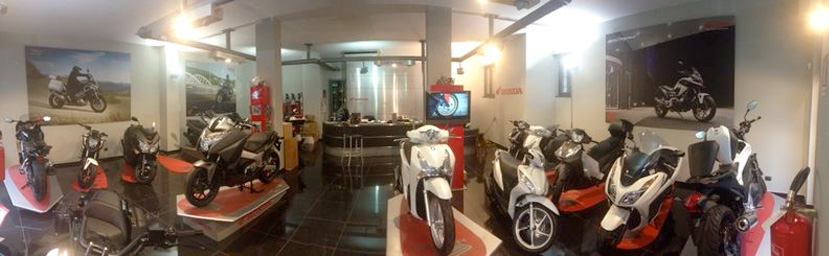 Espressione Moto Concessionario Ufficiale Honda Chiavari Genova E