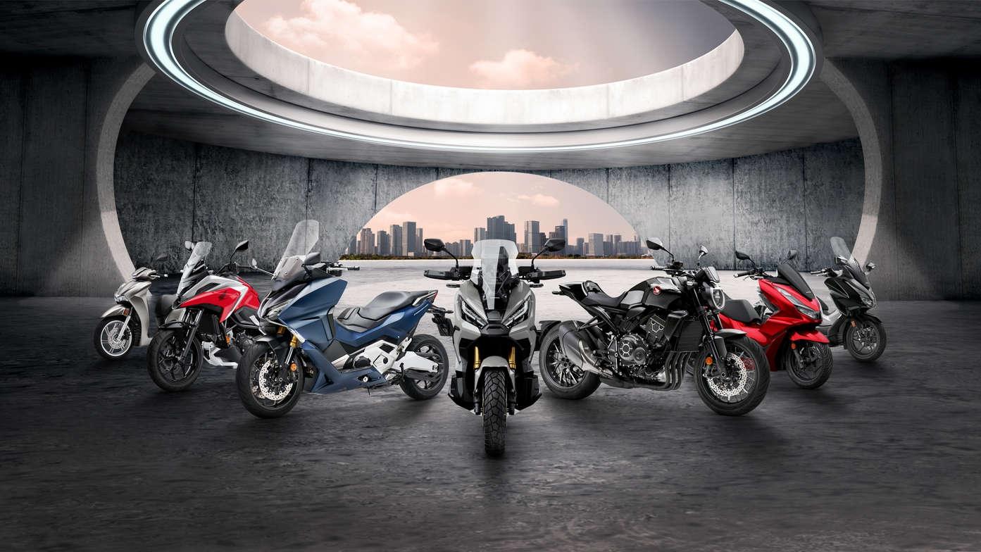 Novità Honda 2021