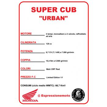 SUPER CUB URBAN